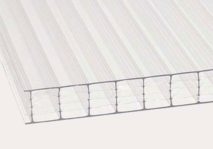 Поликарбонат сотовый 10мм